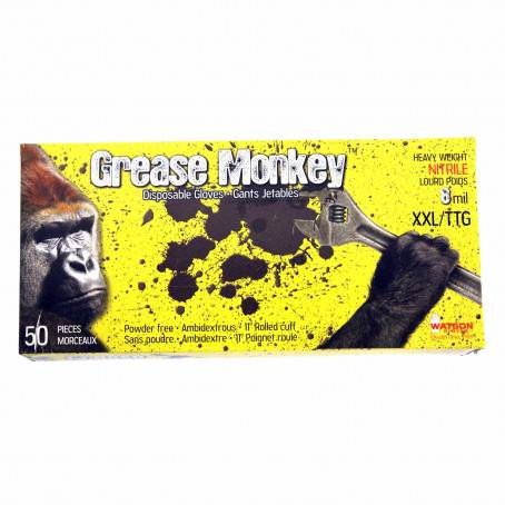 Grease Monkey Gloves