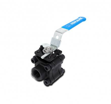 3B – 2000 PSIG Carbon Steel Ball Valve