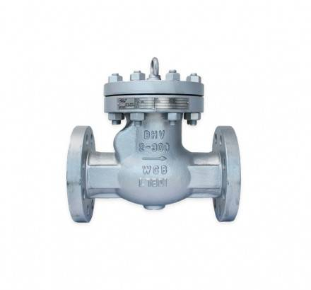 API 594 Regular Port Check Valve