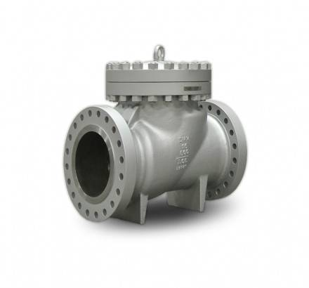 API 6D Full Port Check Valve