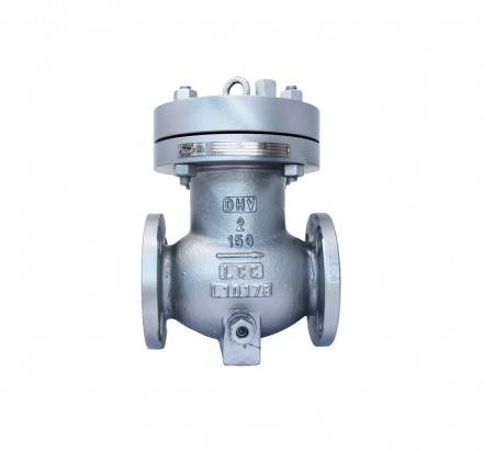 Pressure Balanced Non-Slam Piston Check Valve
